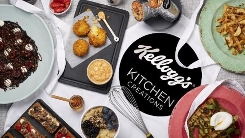 Why Kellogg's And Deliveroo's Partnership Signals The Future Of Food: Endless Choice At Scale