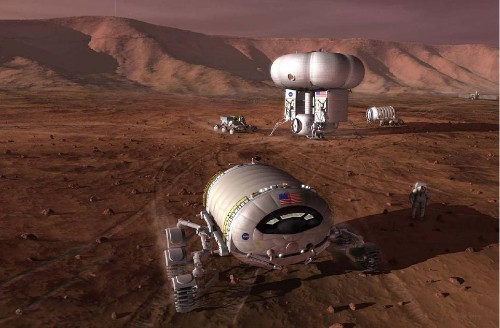 Birthing Babies On Mars Will Be No Small Feat