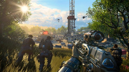 'Call Of Duty: Black Ops 4' Blackout Mode Has A Feature No Other Battle Royale Has