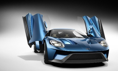 How The 2017 Ford GT Came About And Why It Looks The Way It Does