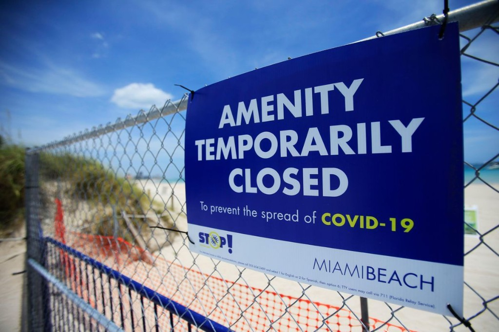 A Second Wave Of Shutdowns Has Arrived—Here's Where Businesses Are Closing Up (Again)