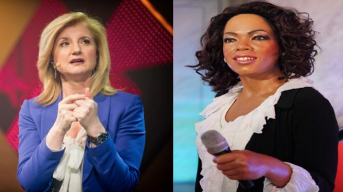 Huffington And Oprah: If At First You Don't Succeed, Fail & Fail Again. Harvard Study Concurs.