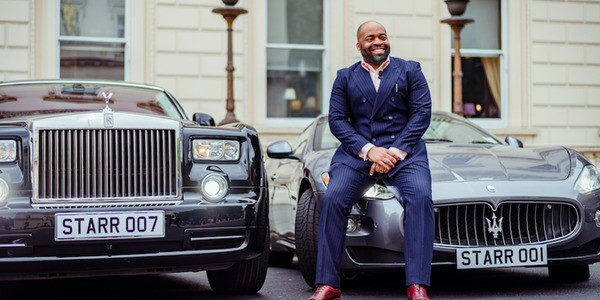 Meet The Man Creating The Airbnb Of Luxury Cars