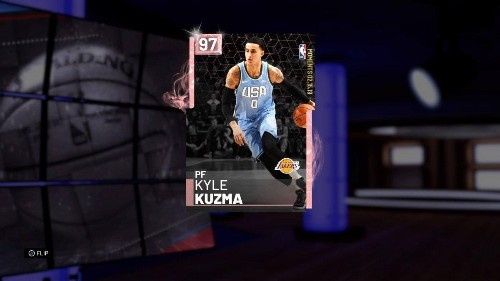 'NBA 2K19' MyTeam: How To Get New Pink Diamond Kyle Kuzma Card
