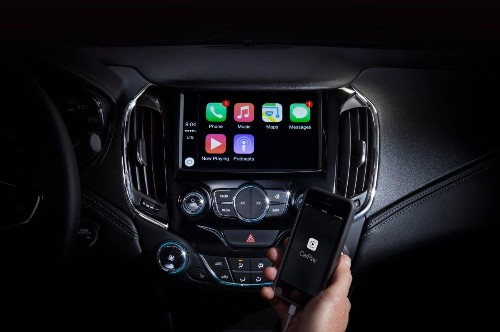 Apple Or Android? New Chevrolets Are About To Become Your Smartphone On Wheels