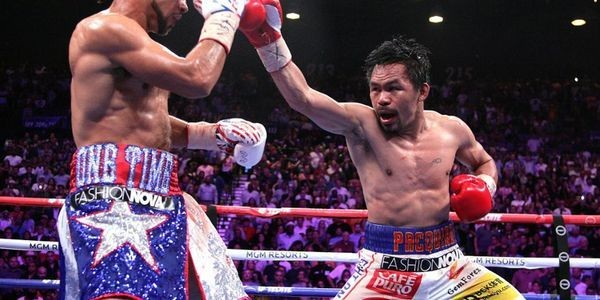 Who Will Manny Pacquiao Fight Next? Here's What The Betting Odds Say