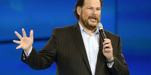 Salesforce CEO Slams 'The World's Dumbest Idea': Maximizing Shareholder Value