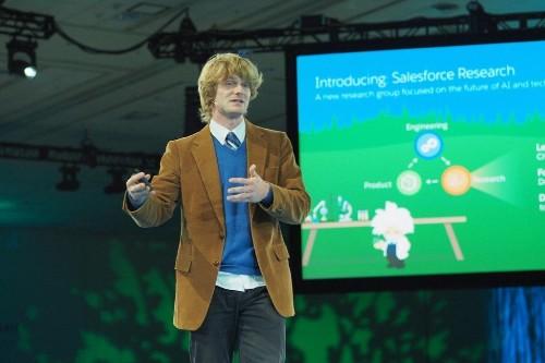 Emerging Artificial Intelligence (AI) Leaders: Richard Socher, Salesforce