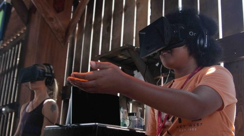 How Oculus Rift Won Comic Con