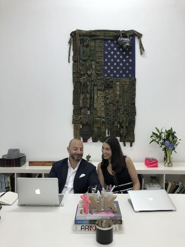 Dubai Gallery Carbon 12 Celebrates 10 Years In The Art World