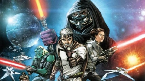 Time Is Almost Up For The 'Star Wars' Comic Book Collection