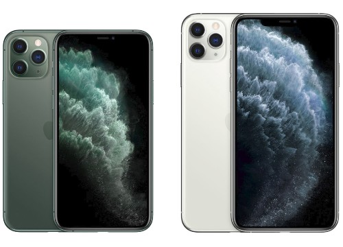 Apple iPhone 11 Pro Vs iPhone 11 Pro Max: What's The Difference?
