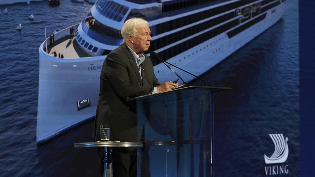Viking Cruises Founder Loses 66% Of Wealth As Pandemic Hits Norway's Richest