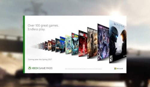 Xbox Games Pass Is The Netflix Of Video Games Minus One Important Detail