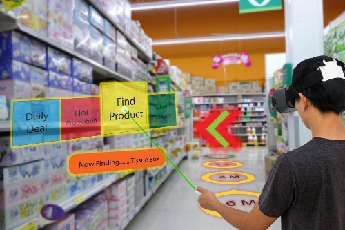 Retailers Have A Lot To Gain From AR and VR