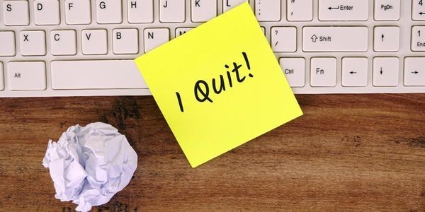 You've Resigned. Four Ways To Effectively Navigate Your Transition.