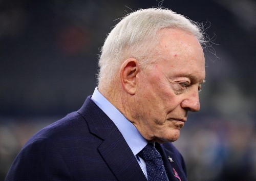 Dallas Radio Host Explains What It Was Like When Jerry Jones Erupted At Him