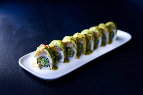 California Sushi Lovers Concerned With Sustainability, Rejoice