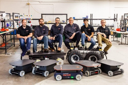 Oracle Teams Up With Waypoint Robotics To Pitch Automation To Customers