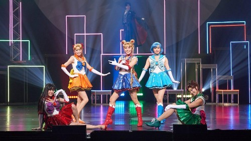 The Latest 'Sailor Moon' Musical Comes To The U.S. At The End Of March