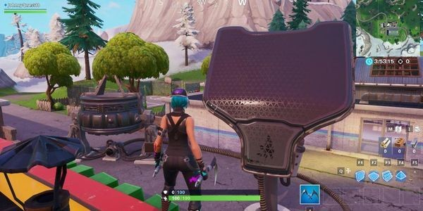 'Fortnite' Picks A Surprising New Location To Erase As The Next Rift Zone