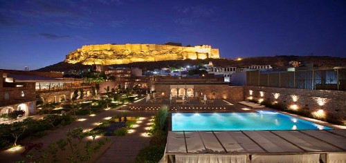 The Top 8 Luxury Hotels in North India