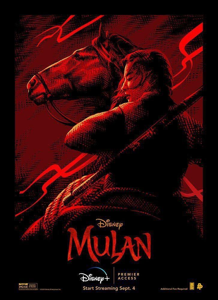 'Mulan' Small Success Has Big Implications For Future Of VOD At Disney
