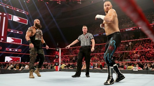 WWE Is Clearly Throwing In The Towel On Braun Strowman