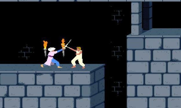 How The Original 'Prince Of Persia' Changed Video Game Animation