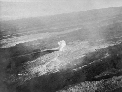 When The U.S. Army Bombed Hawaii's Volcanoes