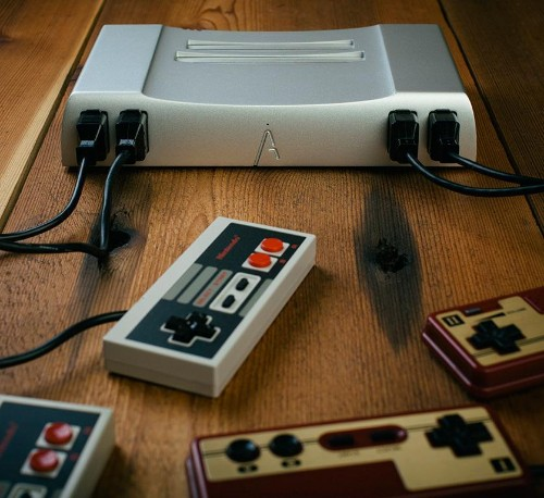 Beautiful NES Redesign Promises 'Videophile Retro Gaming' For A Modern Price