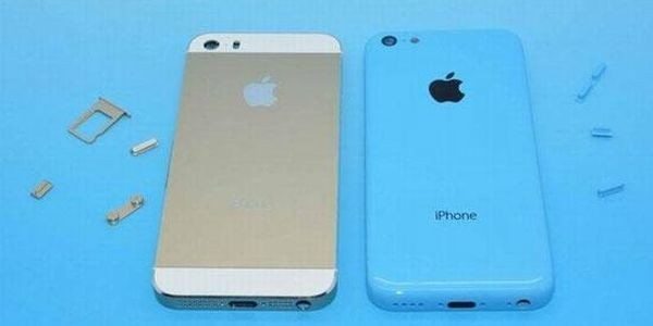 Pick Your (Leaked) iPhone Colors, Three For The 5S And Five For The 5C