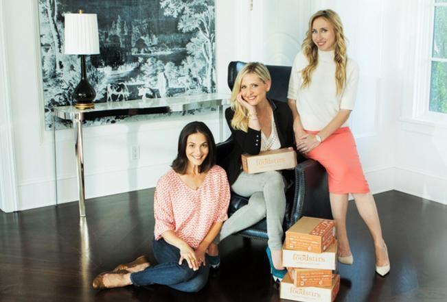 Actress Turned Entrepreneur Sarah Michelle Gellar Shares Her Recipe For Startup Success