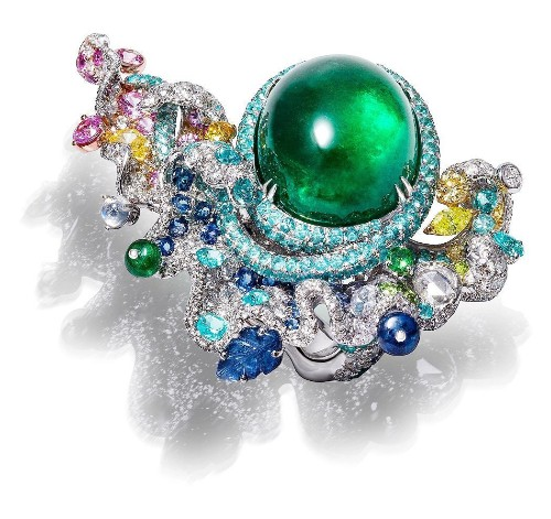 Anna Hu Unveils Luxury Jewelry Collection At Bergdorf Goodman