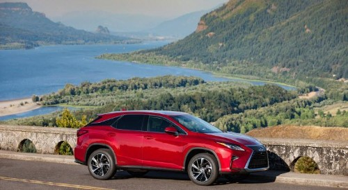 2016 Lexus RX450h Represents Both The Best And Worst In Infotainment