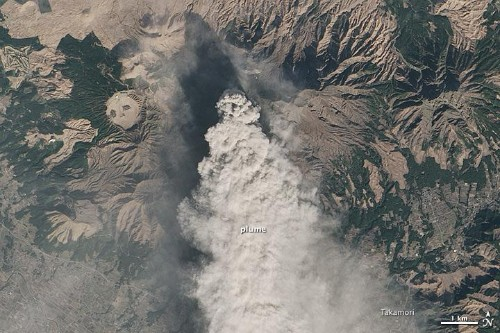 How Do Volcanic Eruptions Affect Global Weather?