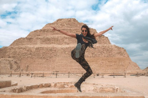 This 21-Year-Old Woman Claims She's The Youngest Person To Travel To Every Country
