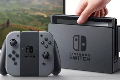 Nintendo Drops A Big Hint About The Switch's Price Point