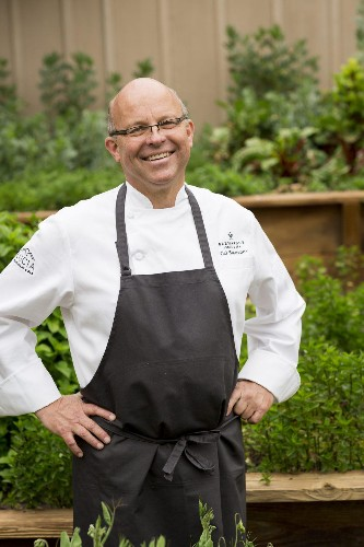 Cal Stamenov Of Lucia At Bernardus Lodge Is One Of the Top 10 Chefs In California