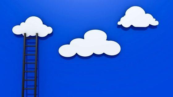 Cloud - Magazine cover