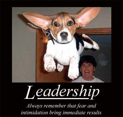 Leadership Quotes - Magazine cover