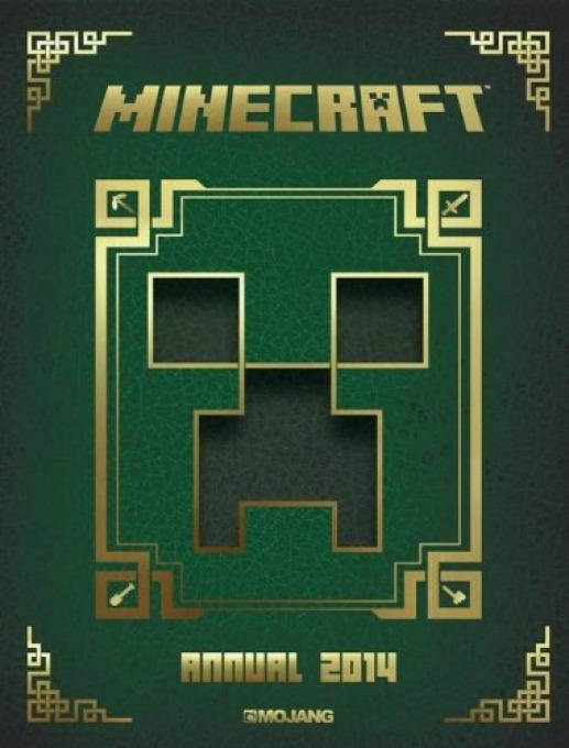Minecraft - Magazine cover