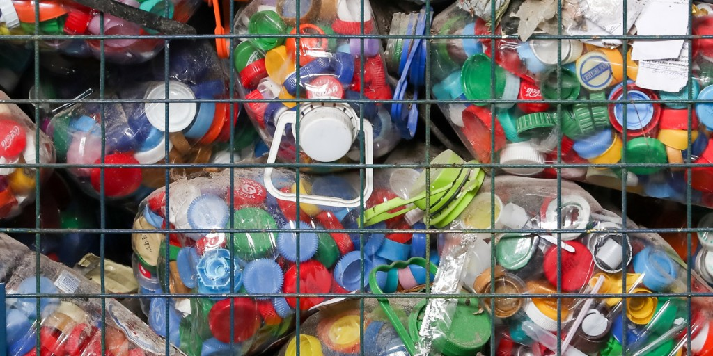 The plastics problem is getting harder to solve