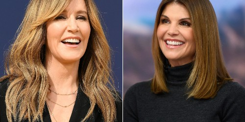 Felicity Huffman, Lori Loughlin Are Among 40 Celebs, CEOs Arrested in a College Admissions Cheating Scandal