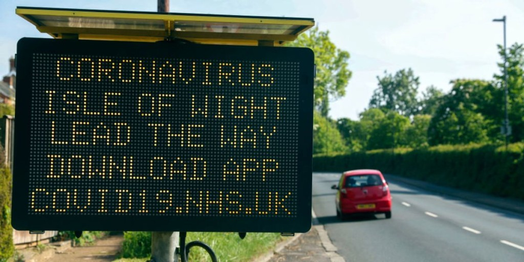 Coronavirus apps' fatal flaw: Almost everyone has to use them or they won't work