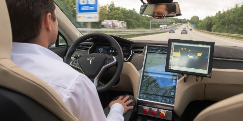 How Bosch and TomTom are capitalizing on the driverless car movement