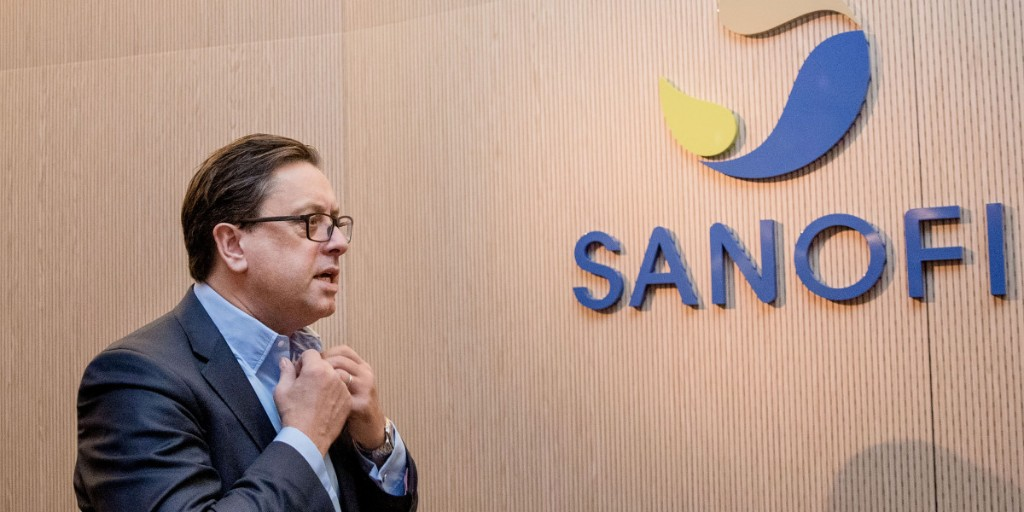 France's Sanofi to sell stake in high-flying Regeneron to fund new drugs discoveries