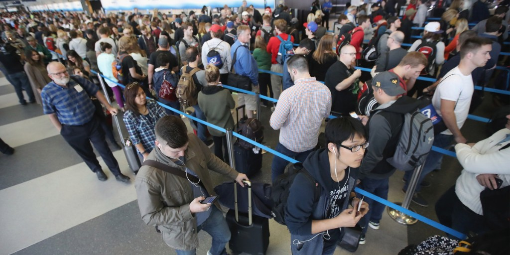 This Is How Many Travelers Will Fly This Labor Day Weekend