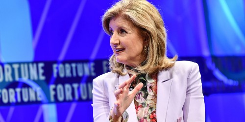 Arianna Huffington: On World Mental Health Day, the Conversation Should Shift from Awareness to Action