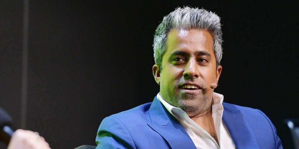 Business critic Anand Giridharadas has a message for newly graduating MBAs
